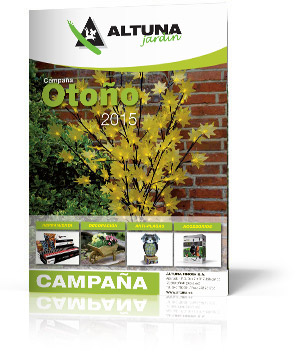 Altuna, campaña otoño 2015