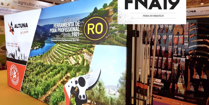 ALTUNA in Portogallo presso FNA19