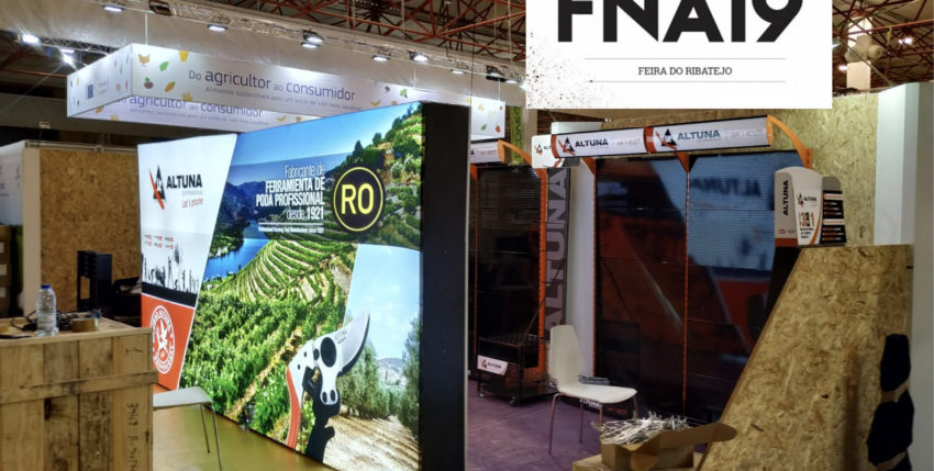 ALTUNA in Portugal at FNA19