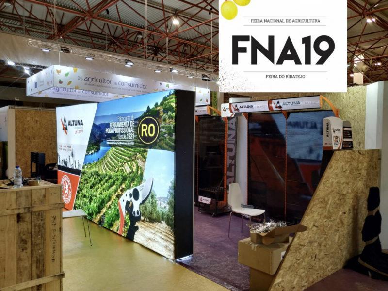 ALTUNA in Portugal auf der FNA19
