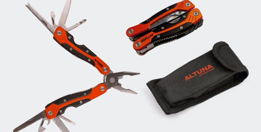 New Altuna multi-tools