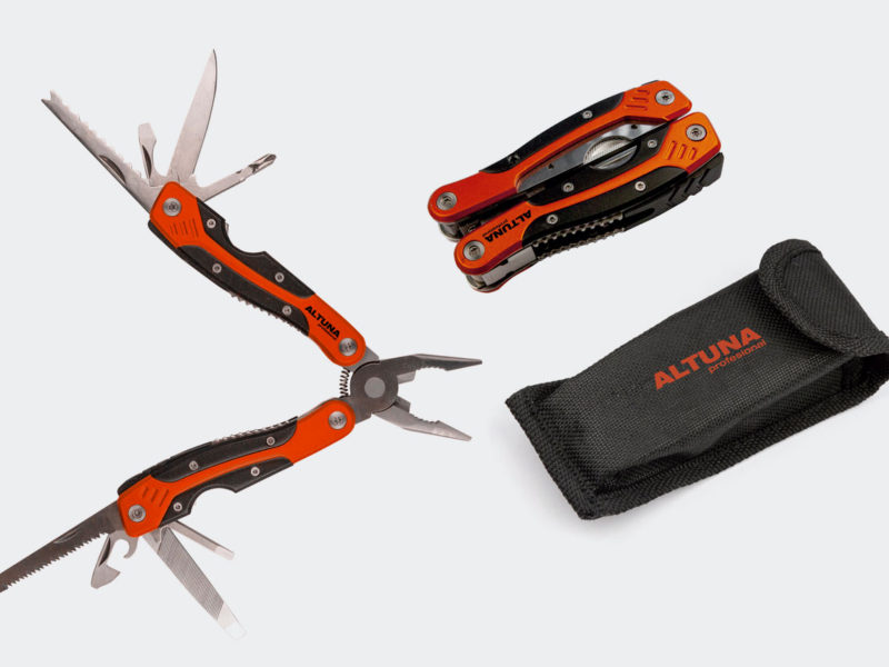 Nouveaux multi-outils Altuna