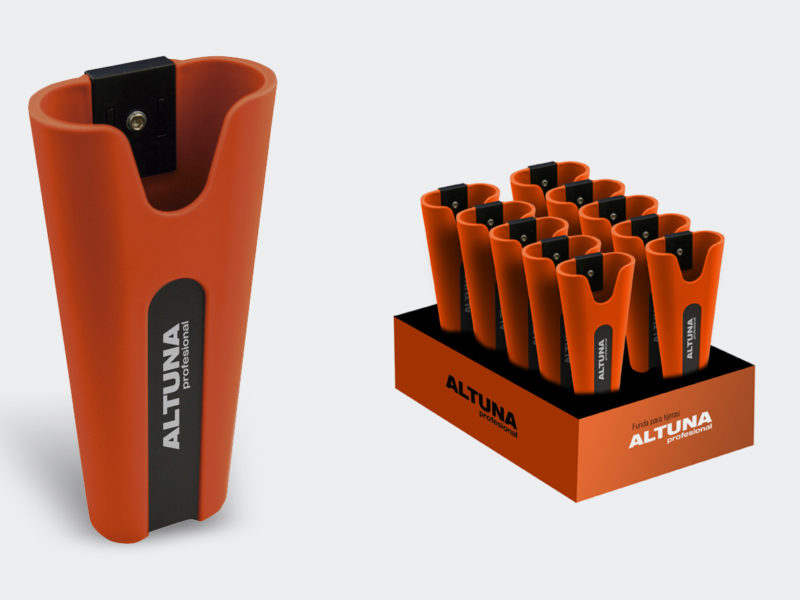 New ALTUNA Professional Case