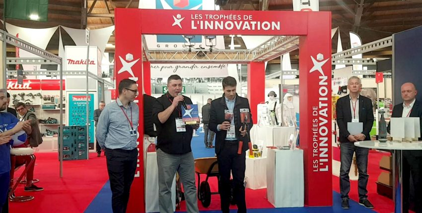 Award to innovación with ALTUNA CARBON FIBER Pruning shears