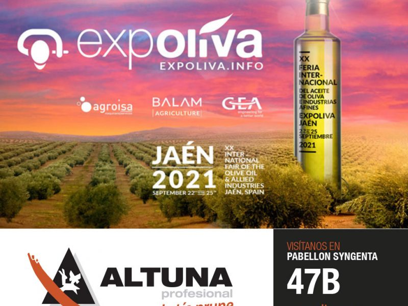 XXth International Fair of the Olive Oil & Allied Industries